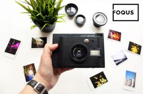 Lomo Instant Camera: стоит ли купить фотоаппарат Полароид 'новой волны'?