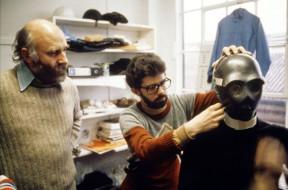 Фотографии со съемок 'Звездных Войн' в 77-м