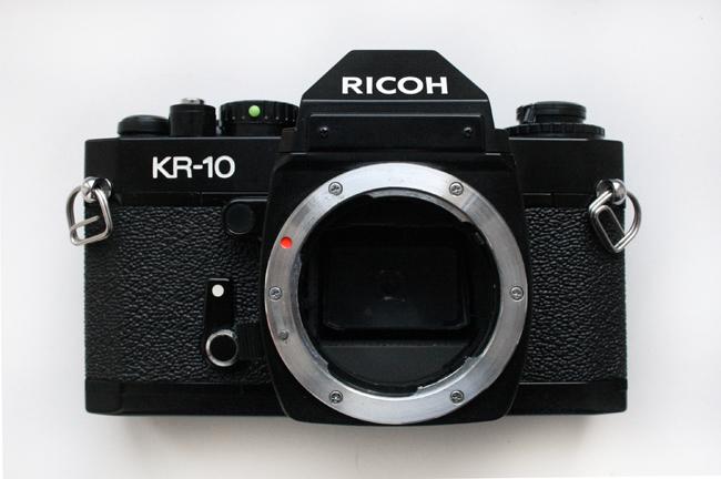 ли, что пленочные фотоаппараты с приоритетом диафрагмы нет